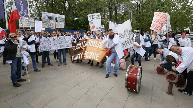Protest techników farmacji przeciwko zmianom w prawie