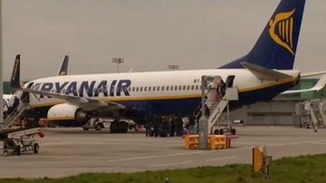 Ryanair odwołuje loty. Aby poprawić punktualność