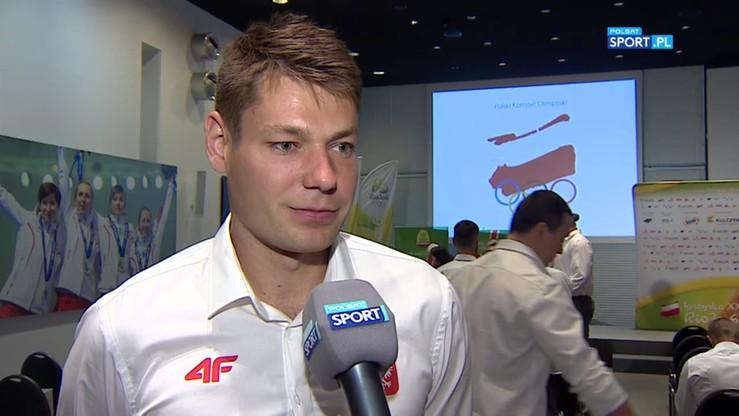 2016-07-29 Wojciechowski: Myślę o podium i rekordzie o Polski