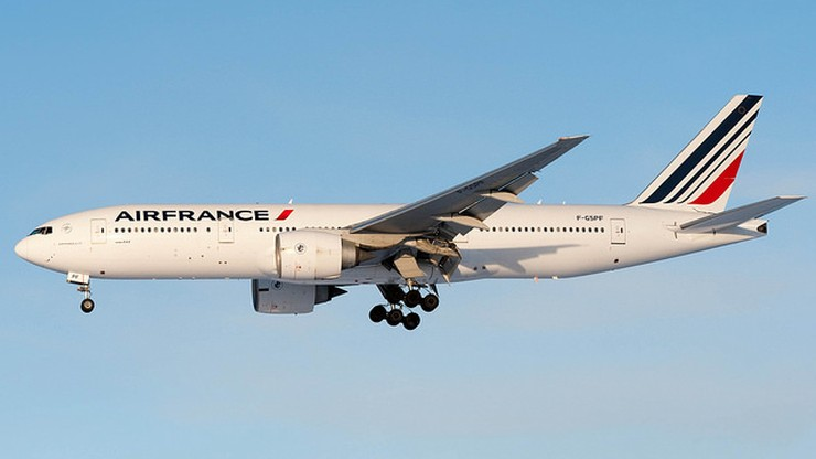 Francja: Linie Air France zlikwidują 1000 miejsc pracy