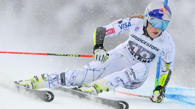 Vonn wygrała zjazd w Cortina d'Ampezzo