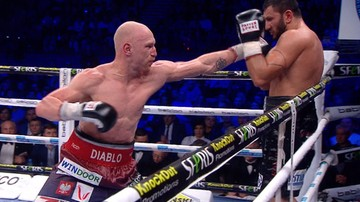 2016-12-10 Diablo Włodarczyk - Harth: Skrót walki (WIDEO)