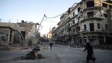27-11-2016 09:19 Atak chemiczny w Syrii. Są poszkodowani