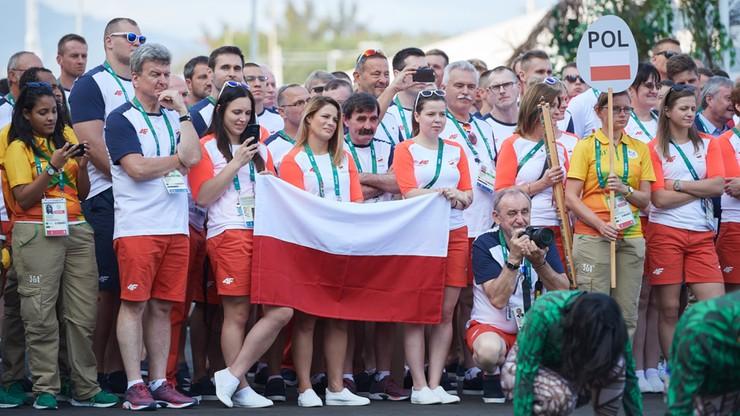Rio 2016: Polska reprezentacja oficjalnie powitana w wiosce olimpijskiej