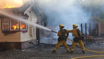 17-08-2016 22:13 Wielki pożar w Kalifornii. Już 83 tys. osób zmuszonych do ewakuacji