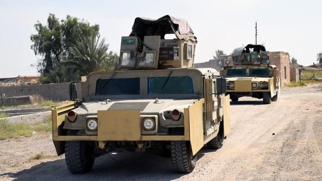 Irak: Dowódca Państwa Islamskiego w Faludży zabity, trwają walki o miasto