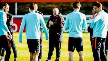2017-11-08 Advocaat rezygnuje z prowadzenia kadry Holandii