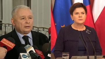 19-12-2016 16:27 Spotkanie premier Beaty Szydło z Jarosławem Kaczyńskim