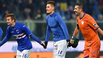 2016-12-06 Włosi kochają Linetty'ego! Piłkarz Sampdorii nagrał wymowny filmik (WIDEO)
