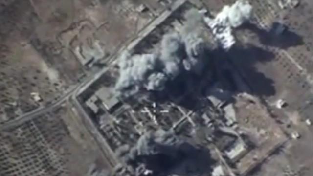 Syria: ambasada Rosji w Damaszku ostrzelana z moździerzy
