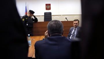 16-11-2016 20:34 Rosja: były minister jedynym podejrzanym ws. korupcji