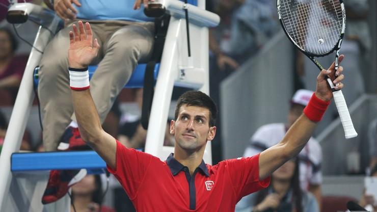 ATP w Pekinie: Djokovic nie zwalnia tempa