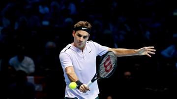 2017-11-18 ATP Finals: Federer odpadł w półfinale