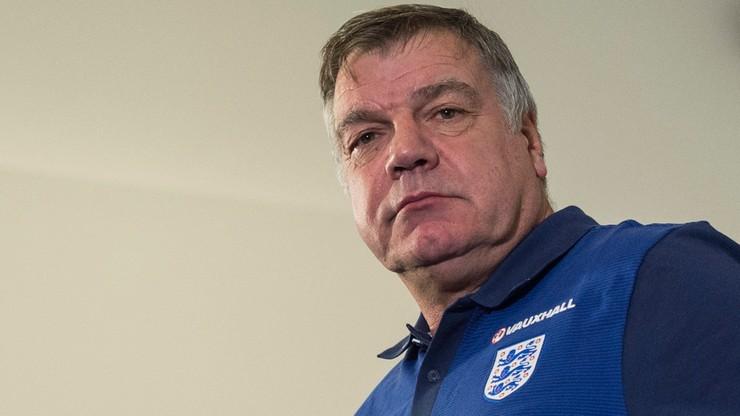 Anglicy już szukają następcy Allardyce'a