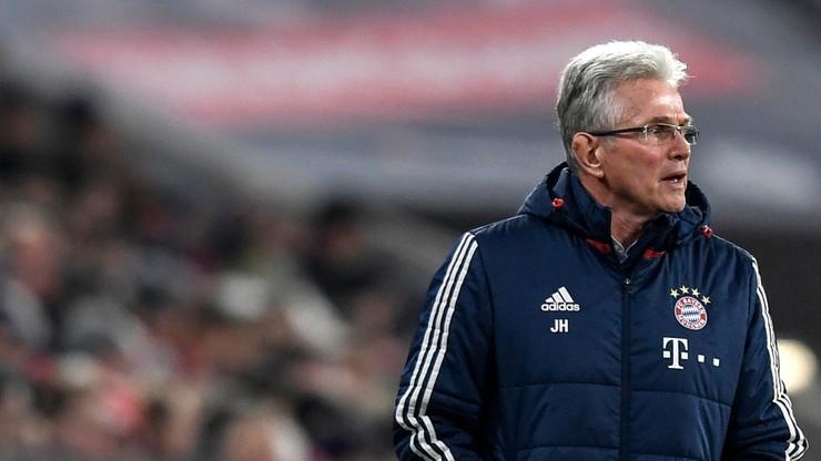 Heynckes: Lewandowski to urodzony strzelec