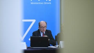 17-11-2016 12:05 Minister zdrowia: w Starachowicach nie było błędu medycznego, zabrakło empatii