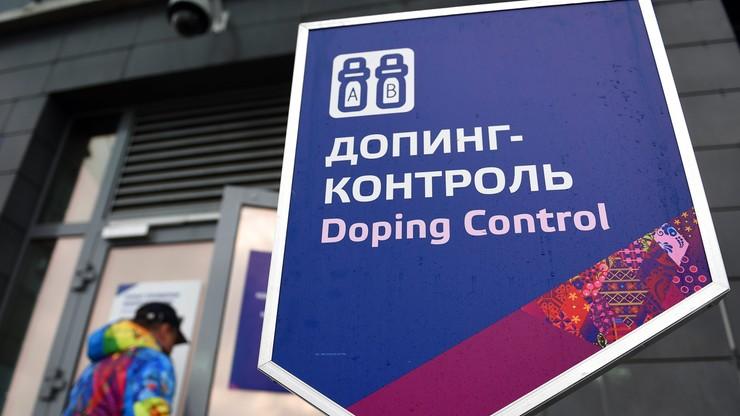 Dopingowe kłopoty Rosji