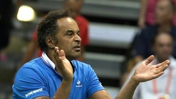 2017-11-23 Puchar Davisa: Kapitan Francuzów zaskoczył składem na finał