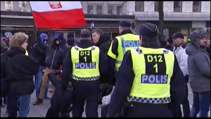 Szwecja: 10 Polaków aresztowanych ws. planowania ataków na migrantów