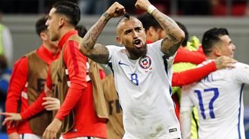2017-10-13 Sampaoli: Vidal lubi pić i zupełnie tego nie kontroluje