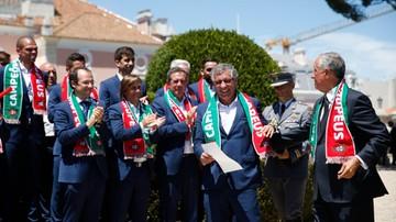 Prezydent Portugalii: Pokazaliśmy, że nie warto mieć kompleksów