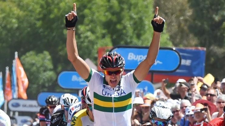 Von Hoff wygrał czwarty etap, Dennis nadal liderem Tour Down Under