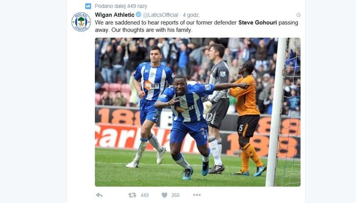 Tajemnicza śmierć piłkarza Wybrzeża Kości Słoniowej