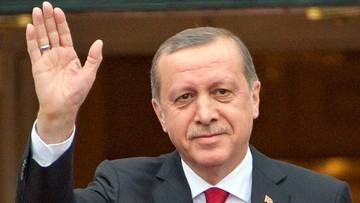 """01-04-2016 10:00 Erdogan chce wsparcia Europy w walce z Kurdami. """"Nie ma dobrych terrorystów"""""""