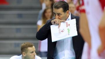 2017-09-20 De Giorgi zwolniony z funkcji trenera reprezentacji Polski!