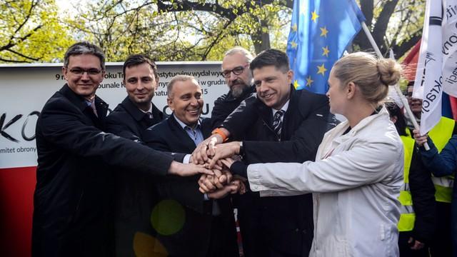 Schetyna: Polski głos w sprawie Ukrainy powinien być słyszalny w UE