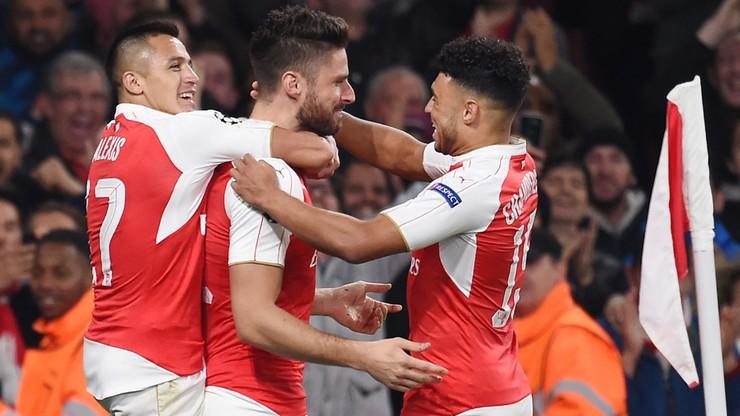 LM: Arsenal nieoczekiwanie zatrzymał Bayern