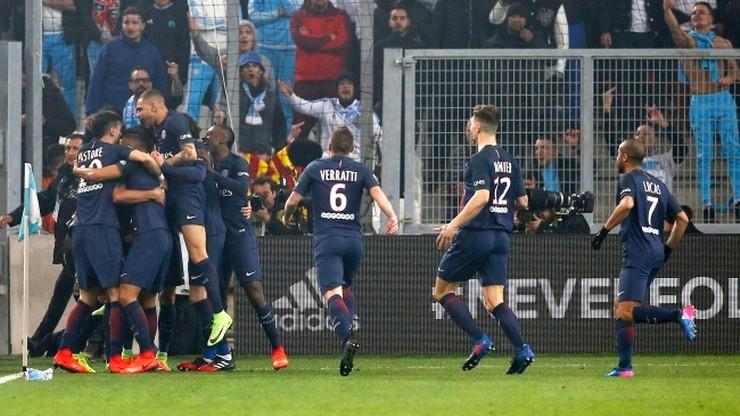 Wyjazdowa wygrana PSG, Krychowiak rezerwowym