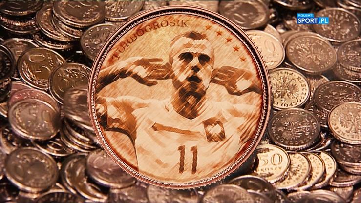 TurboNominał: Czy Grosicki doczeka się... swojej monety?