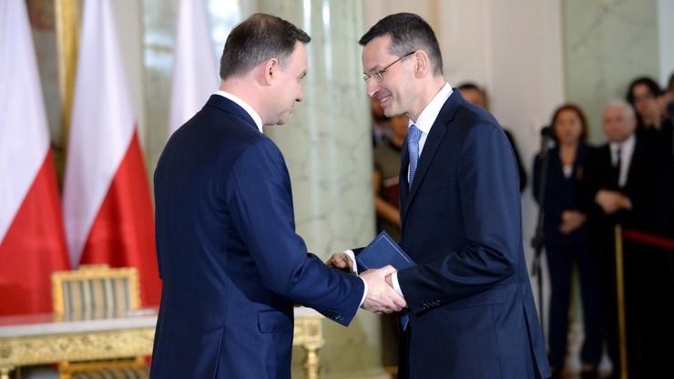 """Wicepremier w rządzie PiS Mateusz Morawiecki nagrany w aferze podsłuchowej. """"Plotkował najmniej"""""""