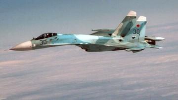 29-04-2016 21:13 Rosyjski myśliwiec wykręcił beczkę nad amerykańskim samolotem - kolejny incydent nad Bałtykiem