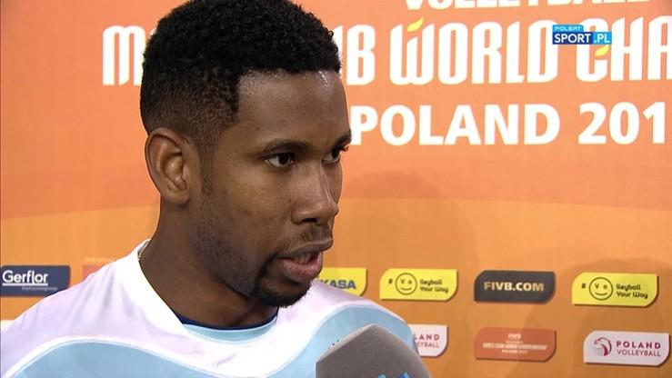 Leon: Mamy ogromną szansę, by w końcu pokonać Brazylijczyków