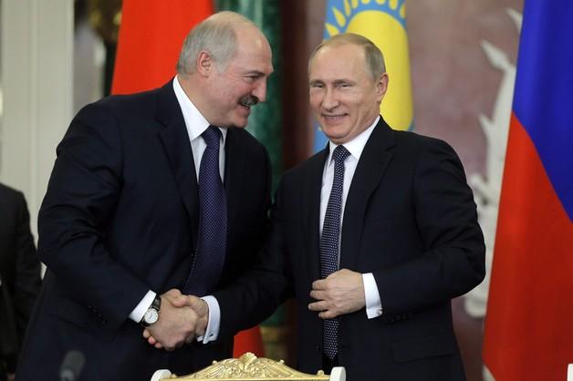 Łukaszenka coraz bardziej wściekły na Rosję