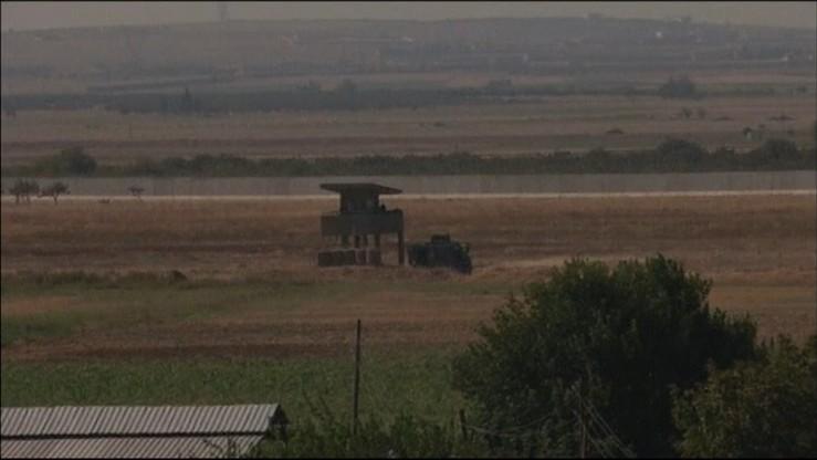 Media: tureckie czołgi wjechały do północnej Syrii
