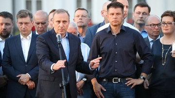 24-07-2017 19:12 Opozycja: będziemy gotowi na dodatkowe posiedzenie Sejmu