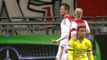 2015-11-21 Szósty gol Milika w Eredivisie! (WIDEO)