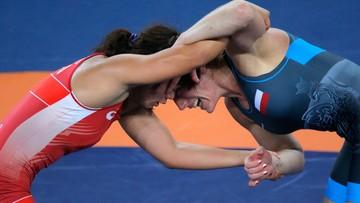18-08-2016 23:22 Mamy ósmy medal w Rio! Zapaśniczka Monika Michalik sięgnęła po brąz