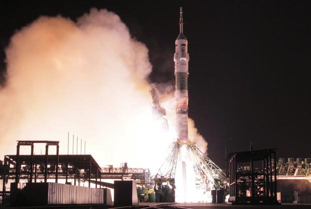Statek kosmiczny Sojuz dotarł do ISS