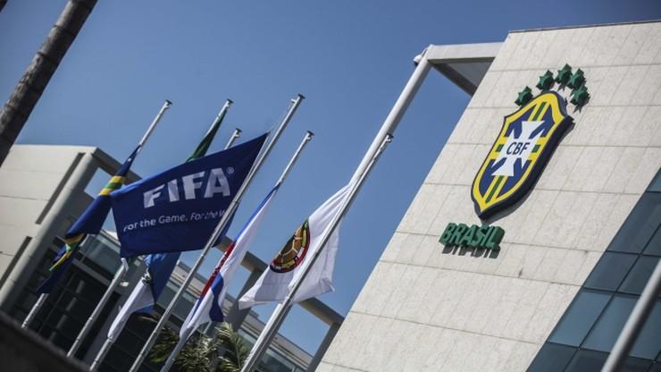 Afera w FIFA: brazylijski związek przekazał dokumenty do prokuratury
