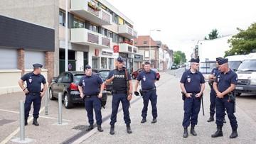 26-07-2016 14:18 Państwo Islamskie stoi za atakiem w Normandii. Jedna osoba zatrzymana