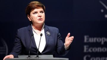 """18-05-2016 12:06 """"Jesteśmy otwarci na współpracę z biznesem"""" - premier na Europejskim Kongresie Gospodarczym"""