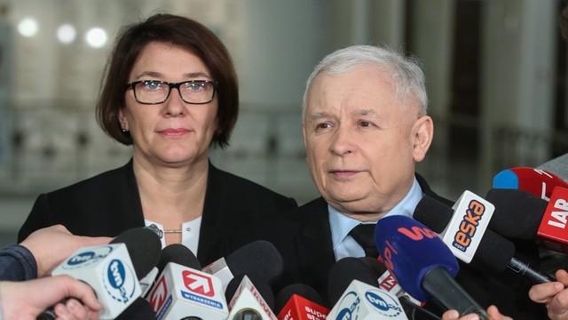 Kaczyński: Wybrano polityka, który łamał wszystkie reguły