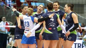 2015-10-29 Formalność w Ljubljanie. Sopocianki rozbiły mistrzynie Słowenii