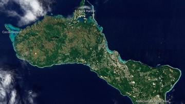 15-08-2017 06:17 Kim Dzong Un otrzymał raport o planach odpalenia rakiet w pobliże amerykańskiej  wyspy Guam