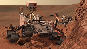 21-03-2017 19:17 Trump podpisał budżet NASA. Jednym z celów eksploracja Marsa