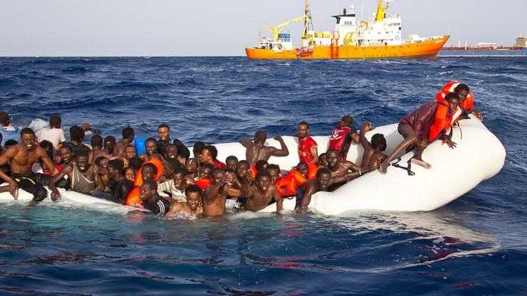 Tragedia na Morzu Śródziemnym. Utonęło ok. 400 imigrantów